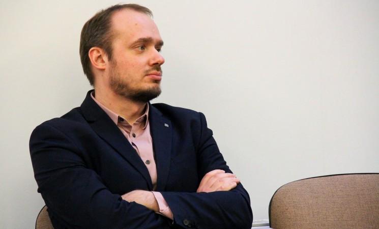 Liutauras Gudžinskas. Prezidentės vištakumas