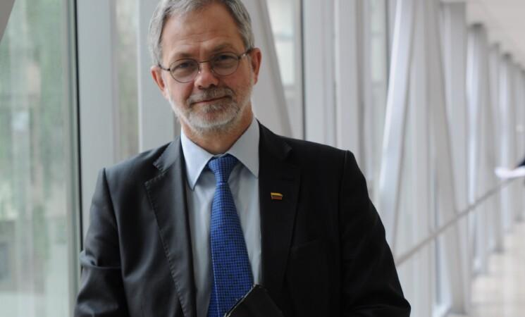 Linas Balsys. Įregistruotomis pataisomis siekiama išsaugoti Radiacinės saugos centro savarankiškumą